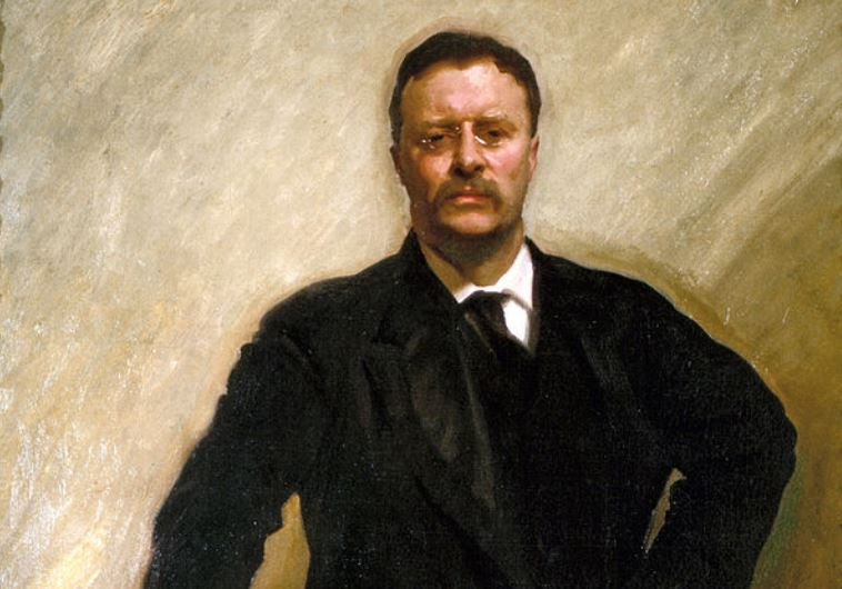 Official White House portrait by John Singer Sargent