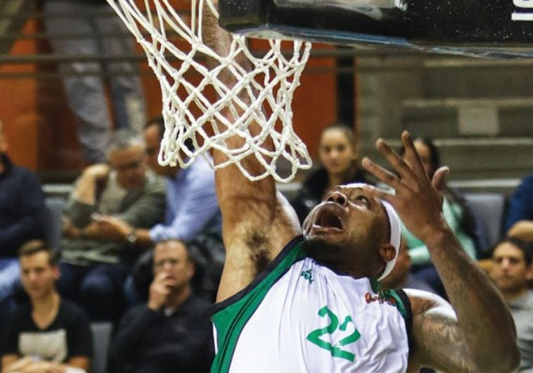 Maccabi Haifa forward Will Graves