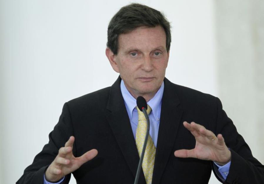 Brazilian Senator Marcelo Crivella
