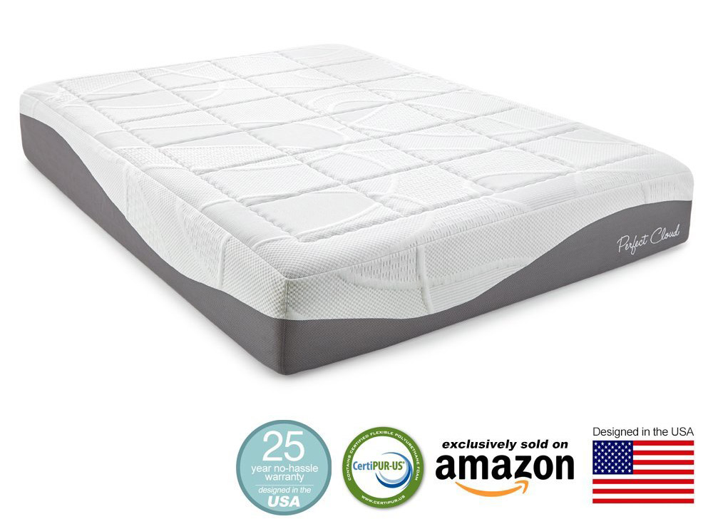 5 best memory foam mattress to boost your sleep quality jerusalem post Double mattress memory foam