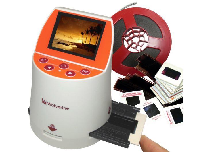 slide scanner