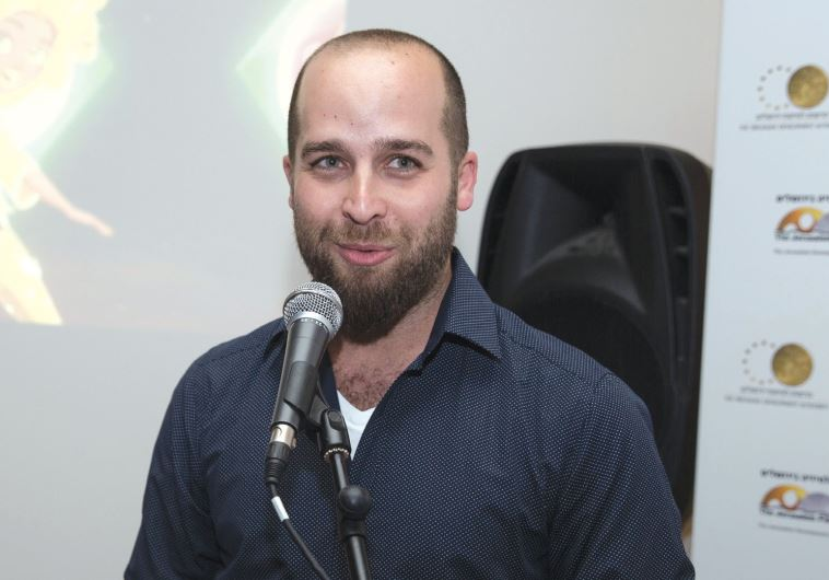 Yoni Cohen, co-founder and CEO of Snowball Studios in Givat Shaul