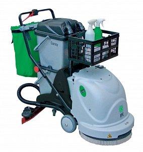 600 RPM Floor Scrubber and Microscrubber