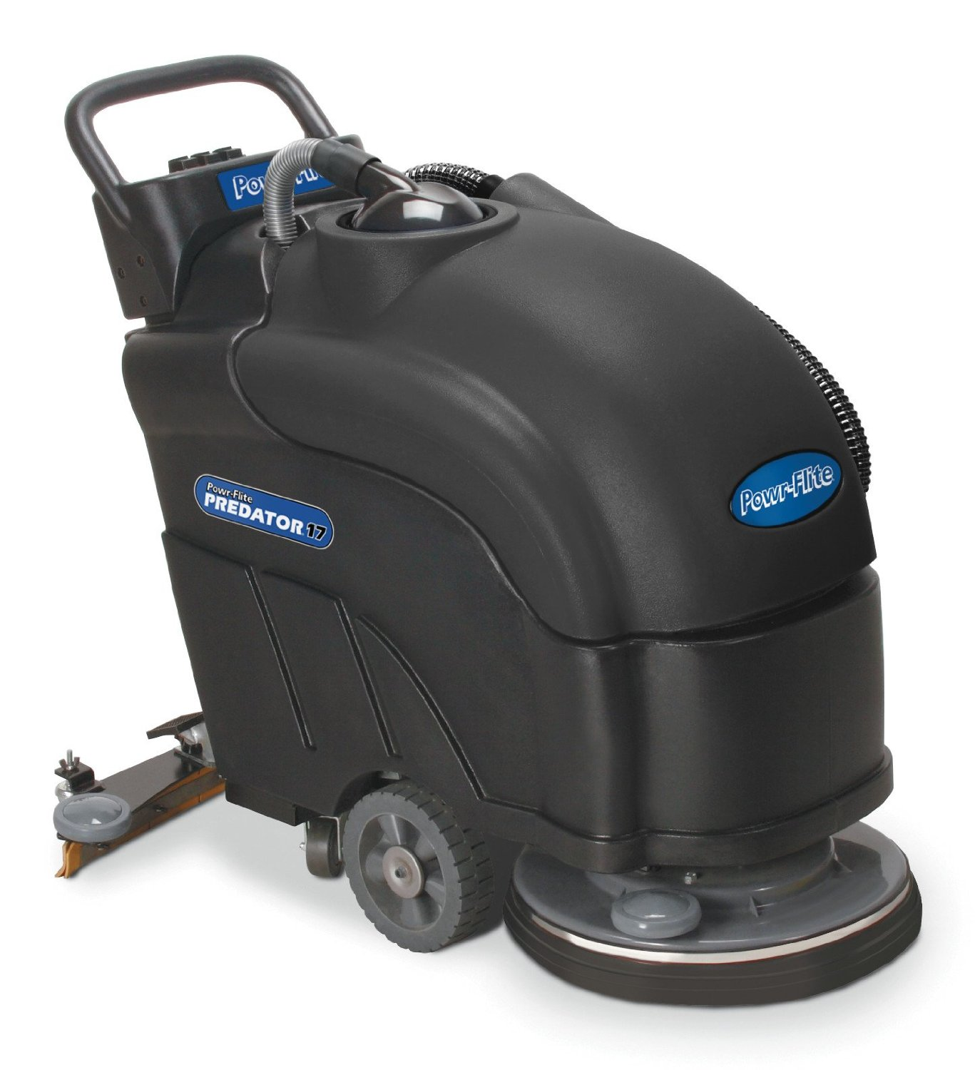 5 best walk behind floor scrubbers reviewed for 2017 for Industrial concrete floor cleaning machines