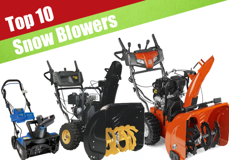 10 Best Snow Blowers For Sale Review For 2017 Jerusalem Post