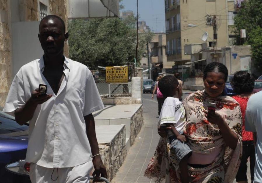 Sudanese Tel Aviv