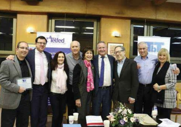 Simon Plosker; Dan Diker; Rolene Marks; David Kaplan; Tova Ben-Dov; Steve Linde; Irwin Cotler
