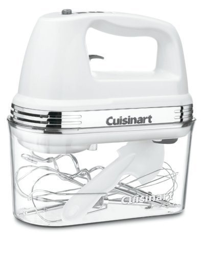 Cuisinart HM-90S Power Advantage Plus Handheld Mixer with Storage Case