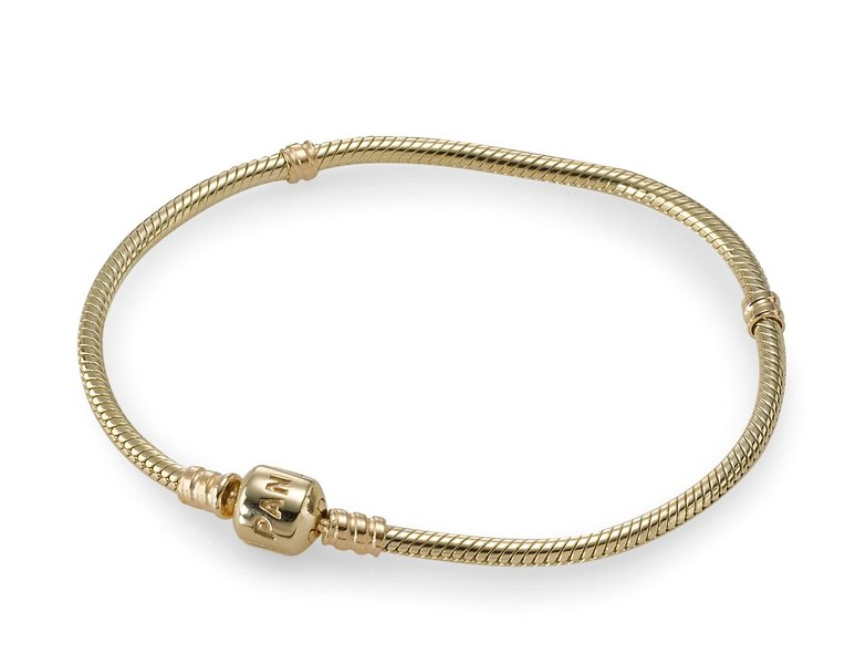 8 Most Beautiful Gold Pandora Bracelets for Sale ...