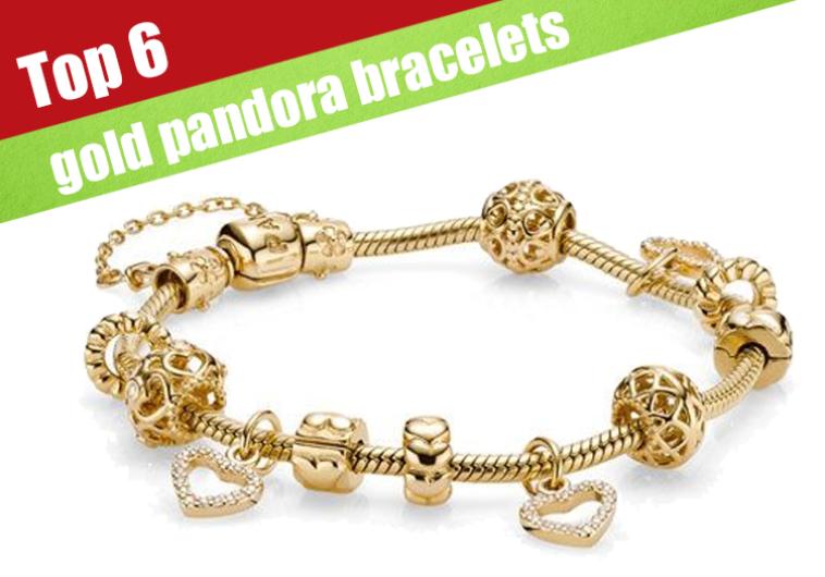 gold pandora bracelets