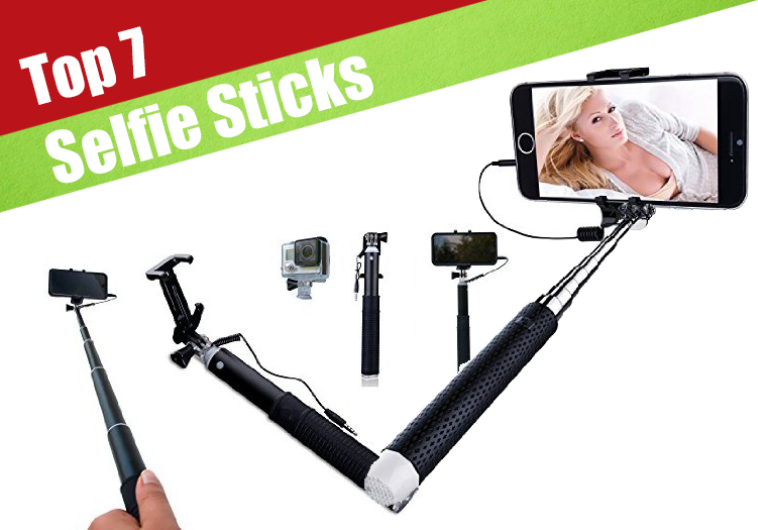 Best Selfie Sticks