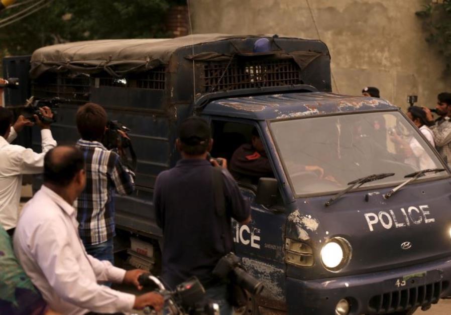 Pakistani police in Lahore, August 2015, (Illustrative)