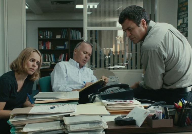 'Spotlight' movie