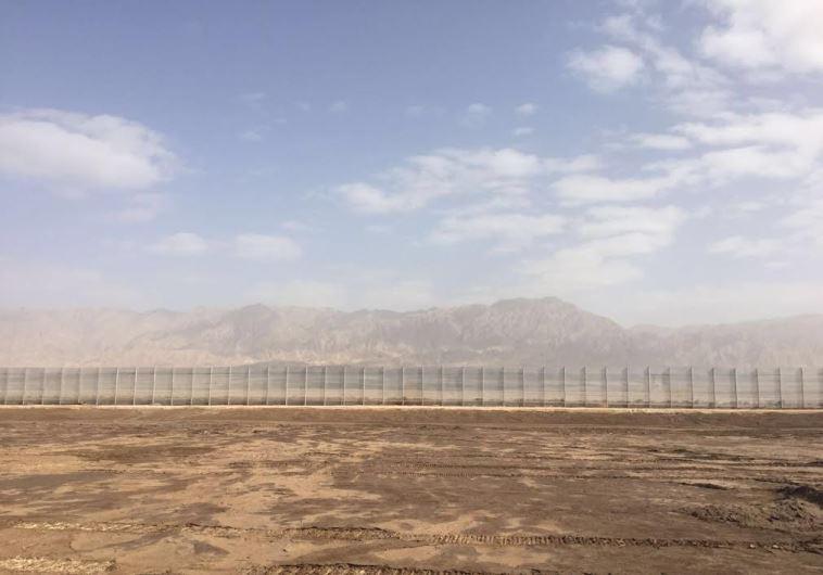 border jordan