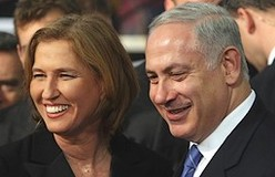 Livni and Netanyahu [file]