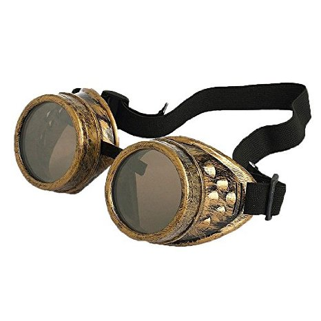 15 Best Coolest Steampunk Accessories You Can Add Your