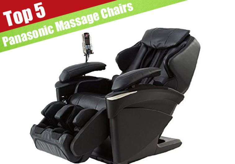 5 Best Panasonic Massage Chairs