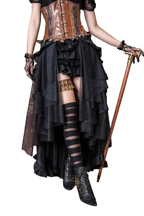 The 11 Coolest Steampunk Outfits Dresses You Can Buy Jerusalem Post