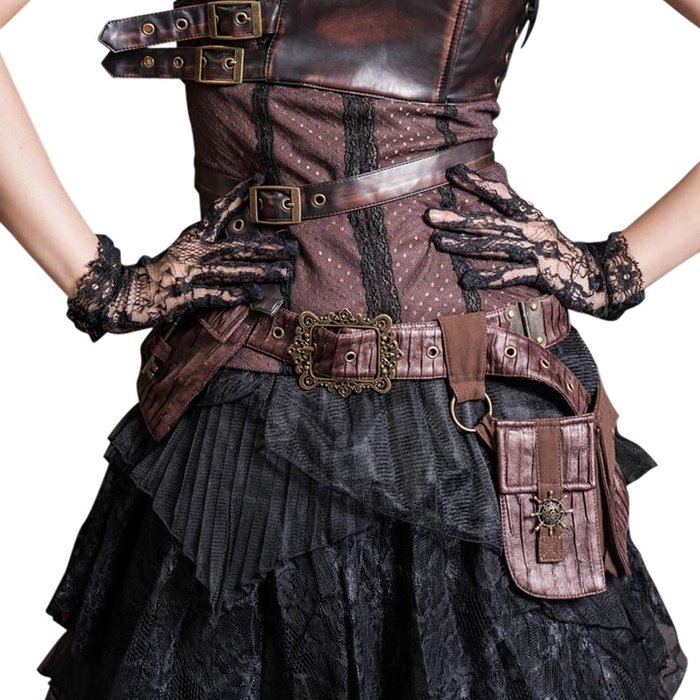 The 11 Coolest Steampunk Outfits & Dresses You Can Buy - Jerusalem Post