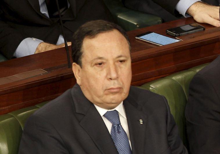 FM for Tunisia Khemaies Jhinaoui
