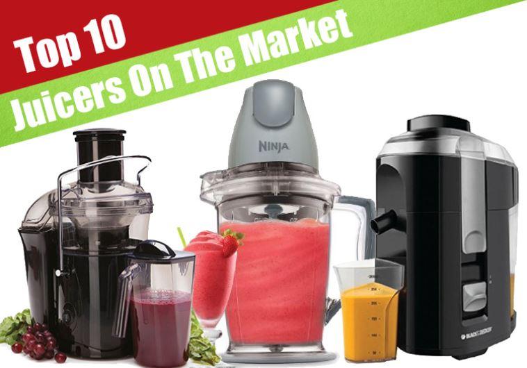 Best Juicers On The Market