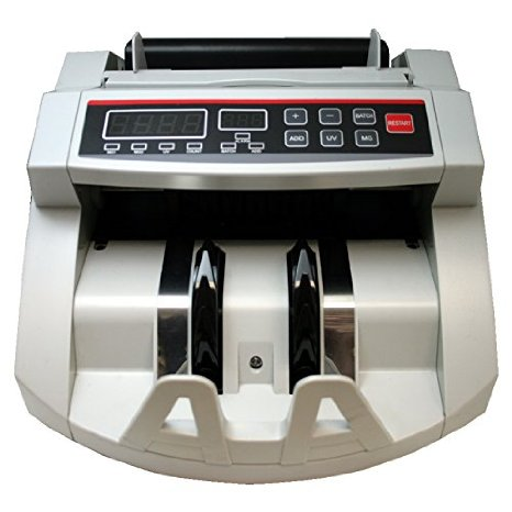 used money counting machine