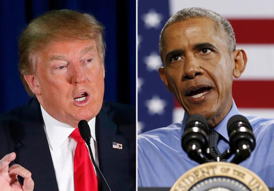 Obama Trump Unlikely To Pull Us Out Of Iran Nuclear Deal Middle