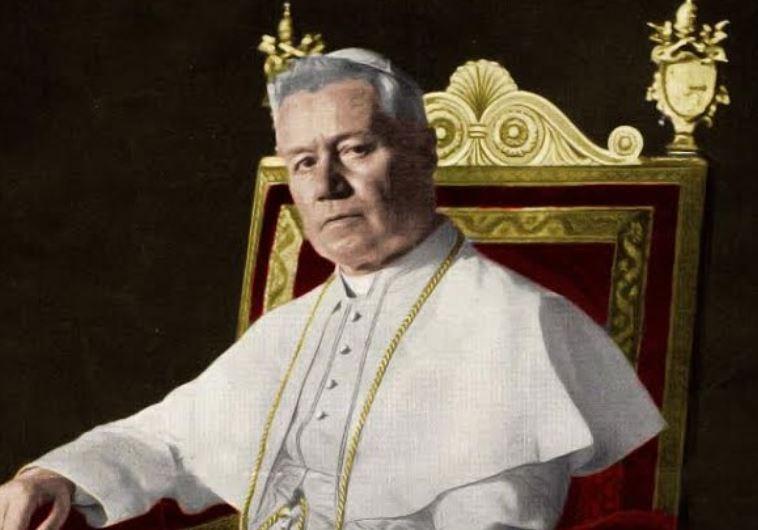 Pope Pius X.