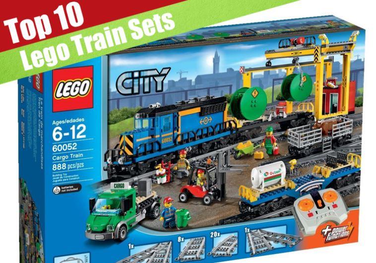 lego train sets