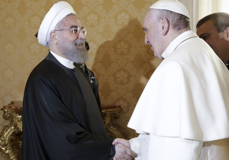 Rouhani Pope