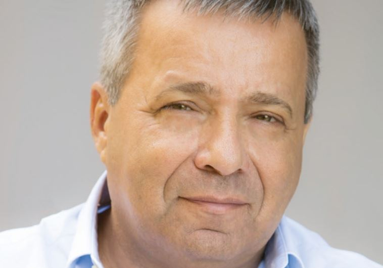 Ori Yehudai, President and CEO of Frutarom (Credit: Adi Lam)