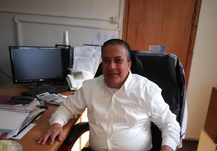 Kafr Kassem Mayor Adel Badir