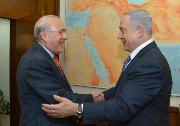 Angel Gurría Netanyahu