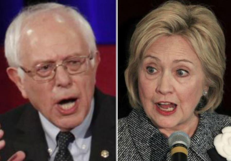Bernie Sanders versus Hillary Clinton