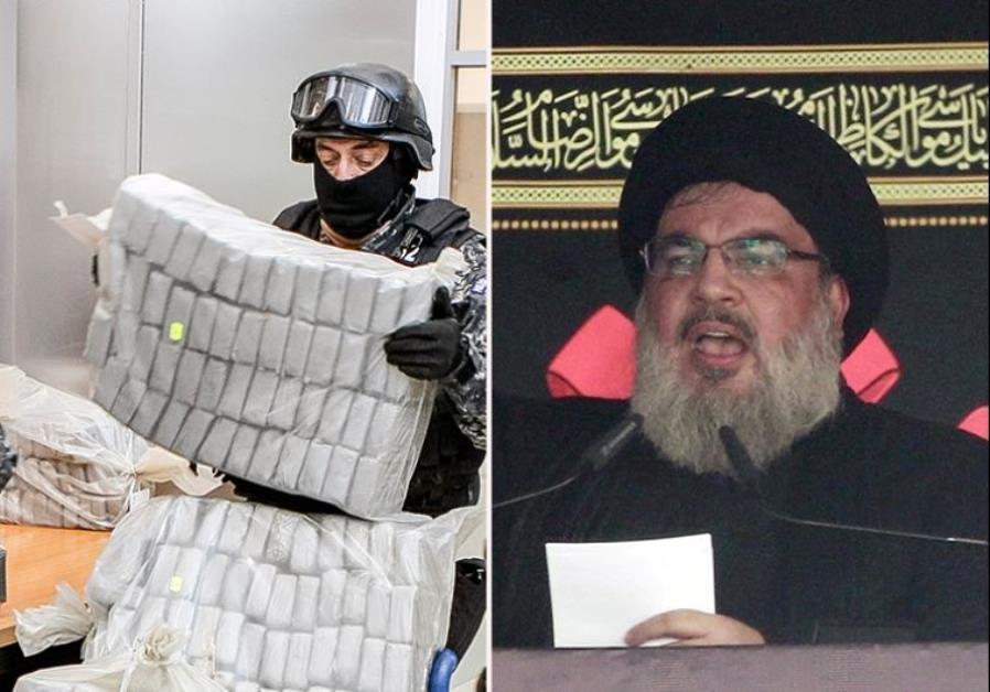 Risultati immagini per hezbollah narcotrafficking