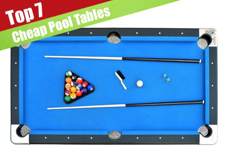 7 best cheapest pool tables for 2018 jerusalem post if you need a pool table for your home or establishment these are some excellent models you can purchase entirely online greentooth Image collections