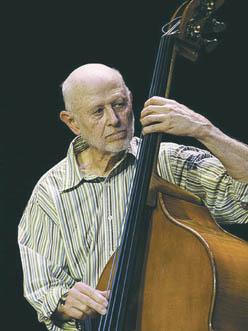 Arts: Touching bass in Jerusalem