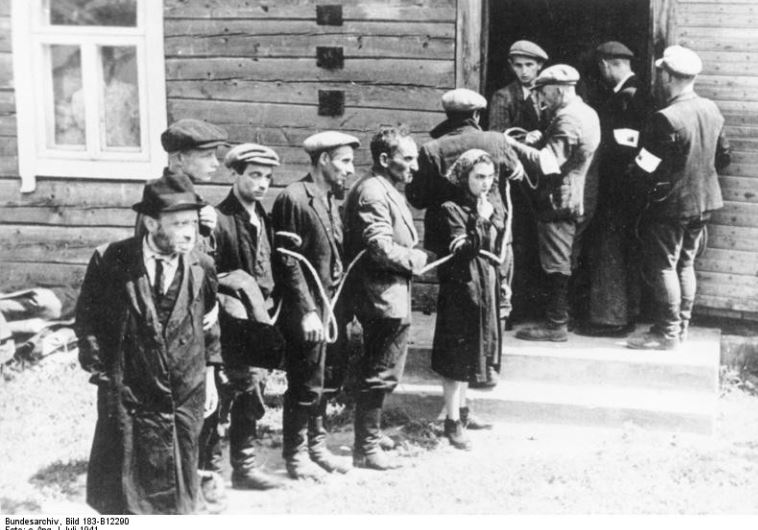 lithuania jews