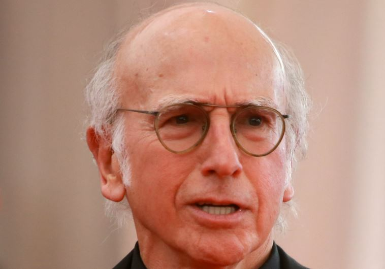 American comedian Larry David