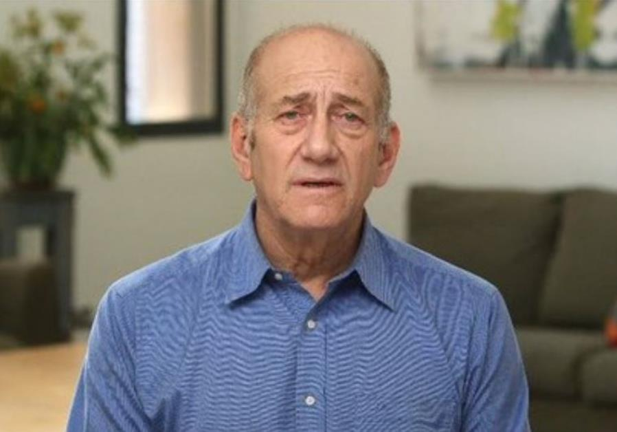 Report: Former PM Olmert denied get out of jail pass for his