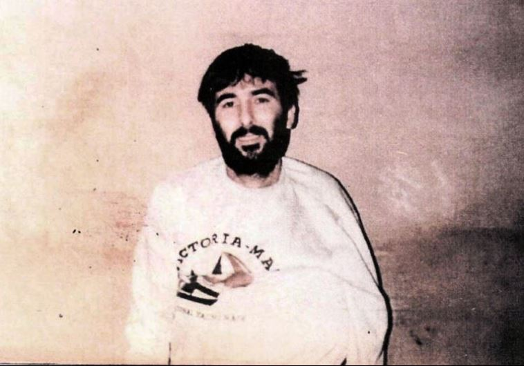 Missing IAF navigator Ron Arad in captivity after his jet went down in Lebanon in 1986