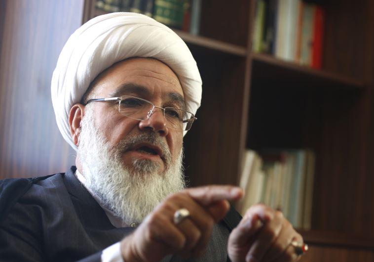 Former secretary general of Hezbollah Sheikh Subhi Tufayli