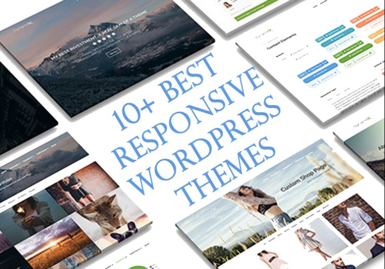 10+ Best Responsive Wordpress Themes For 2016
