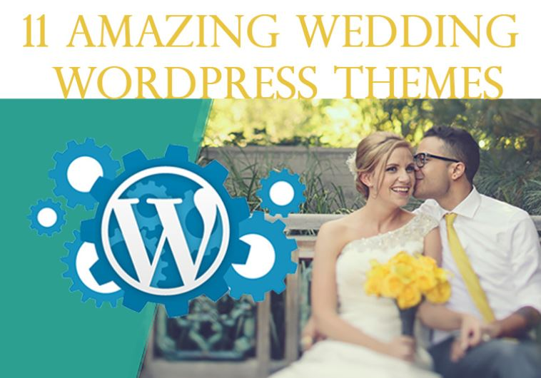 11 Amazing Wedding Wordpress Themes (Responsive)