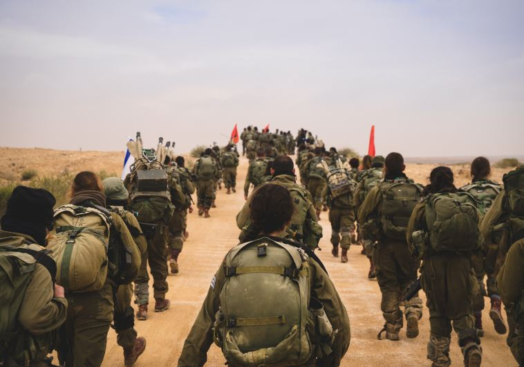 Soldiers from the co-ed Caracal Battalion complete their rigorous eight months of training