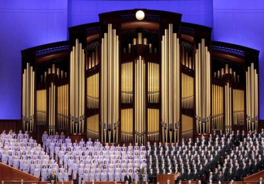 The Mormon Tabernacle