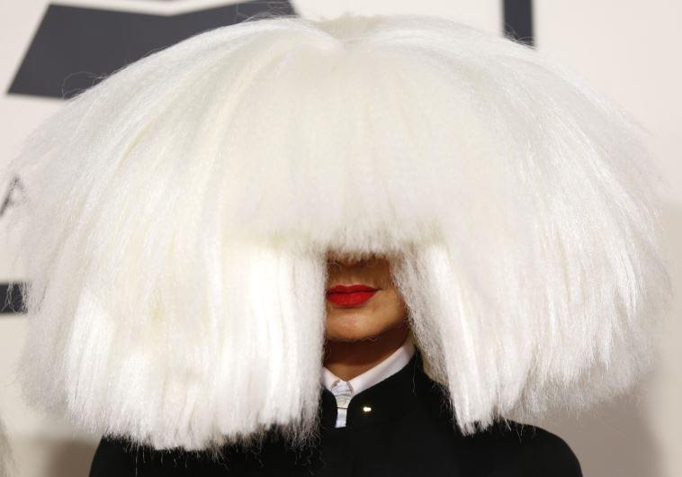 Singer, performance artist Sia