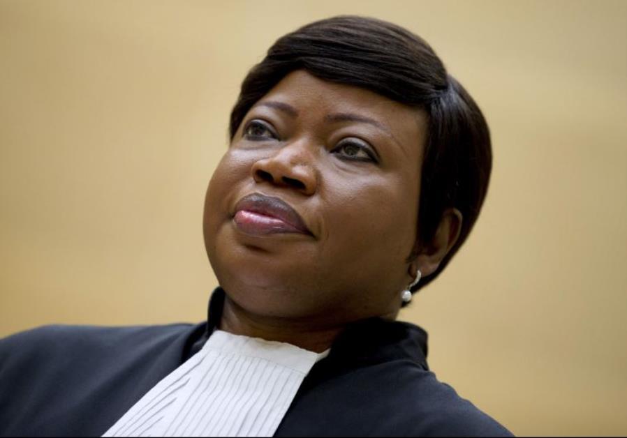 Prosecutor Fatou Bensouda