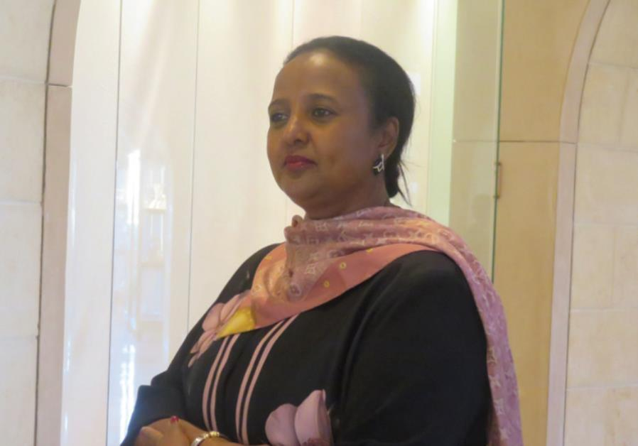 KENYA'S FOREIGN MINISTER Amina Mohamed: Israel 'has more friends than not on the continent.'