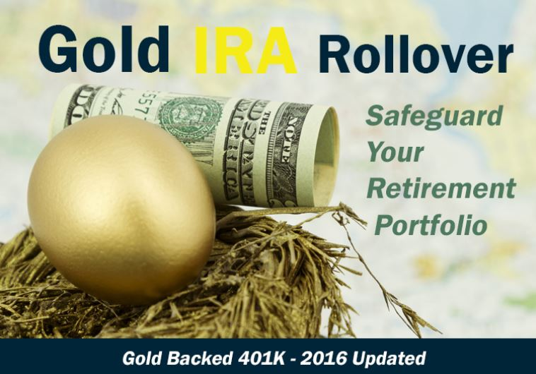Gold IRA Rollover